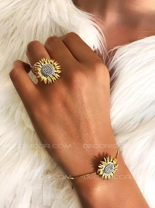 دستبند آفتاب گردان