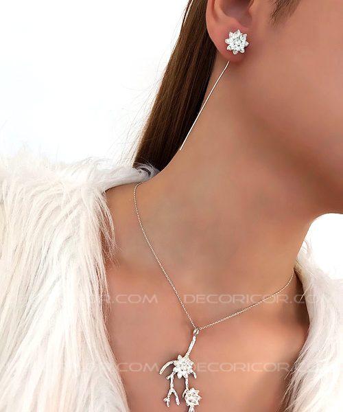 جواهرات گل نیلوفر
