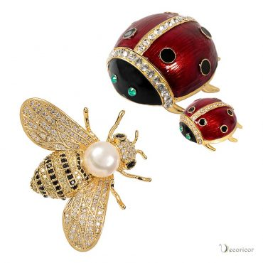 جواهرات حشرات