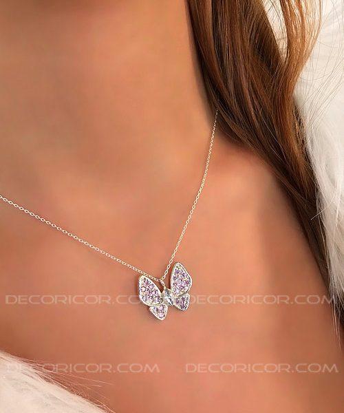 گردنبند پروانه