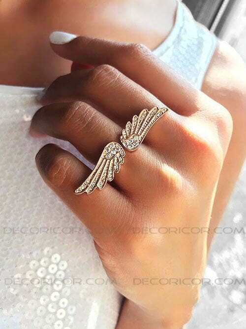 انگشتر بال فرشته