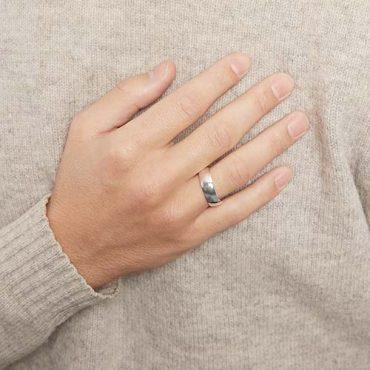 خرید انگشتر نقره اصل