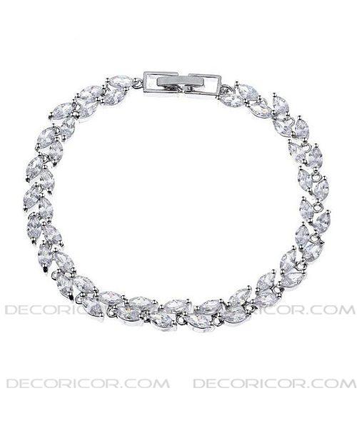 دستبند نقره مارکیز