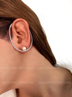 گوشواره دور گوش