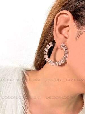 گوشواره لوپ